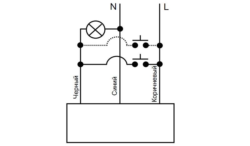 Монтаж.  Таймеры-выкпючатели (лестничные автоматы) ASO-205 предназначены для отключения освещения на лестничных...