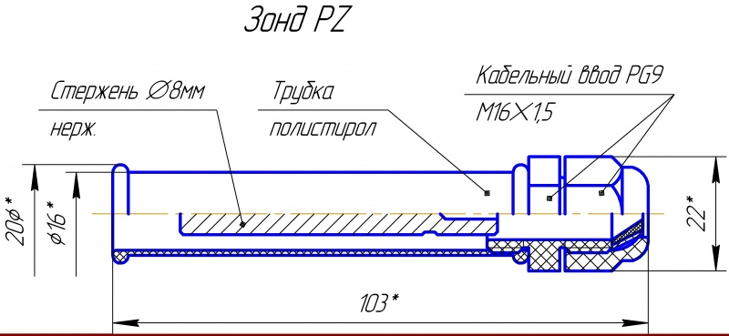 Схемы подключения PZ-829